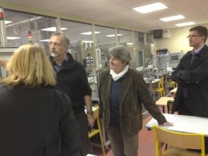 visite CFAI brest 7 décembre 2012