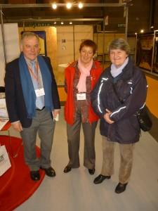 Bernadette MALGORN et Christiane STORCK, Présidente de la CAPEB du Finistère