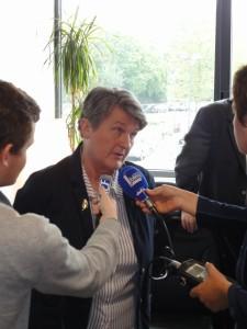 conférence presse candidature Brest 2014