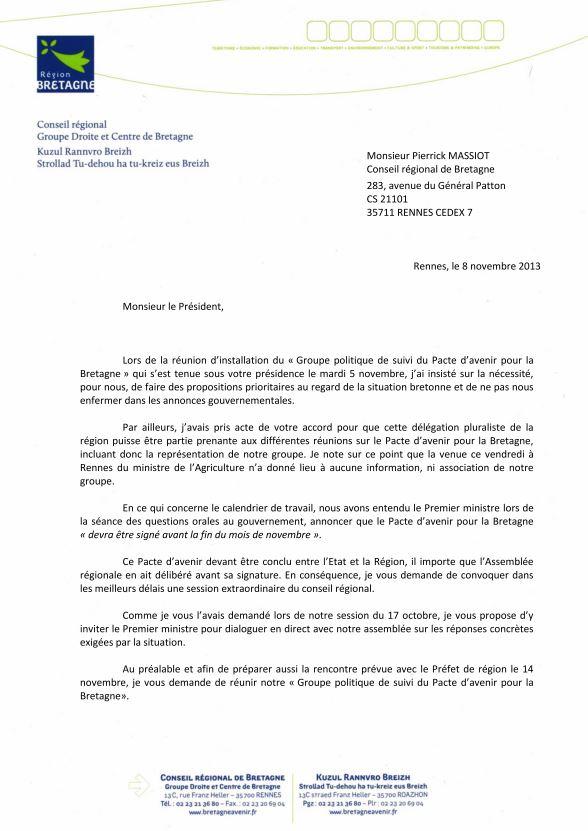 lettre ouverte Pierrick Massiot_8.11.13